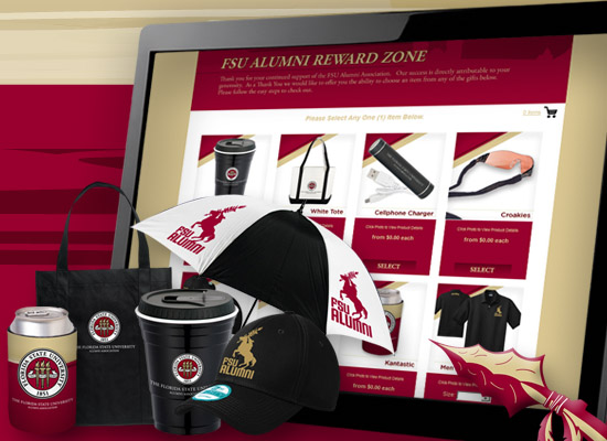 Florida State University Reward Zone