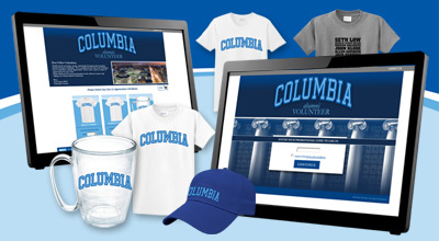 Columbia Alumni Volunteer
